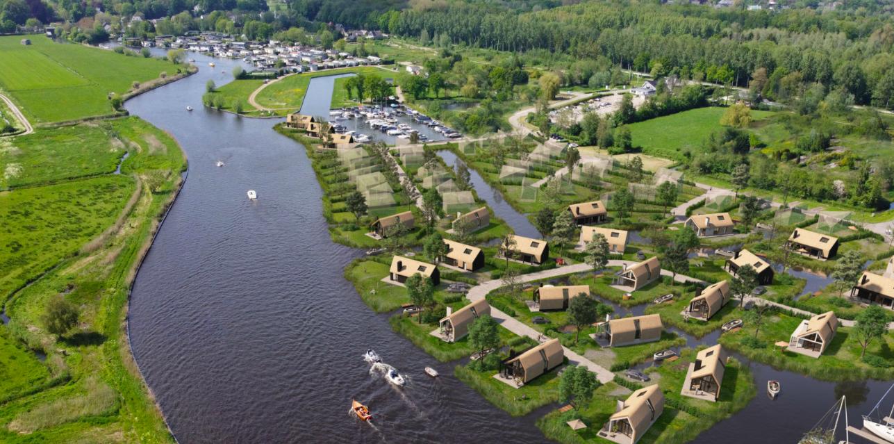 Zuydoever watervilla's
